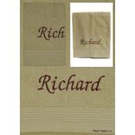 Uterák RICHARD, 90x50cm, rôzne farby