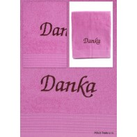 Uterák DANKA, 90x50cm, rôzne farby