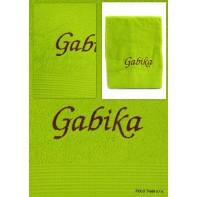 Uterák GABIKA, 90x50cm, rôzne farby