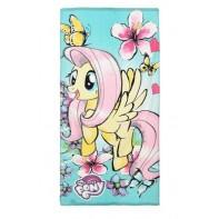 Plážová osuška My Little Pony kvety