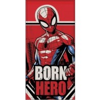 Osuška Spiderman Born Hero