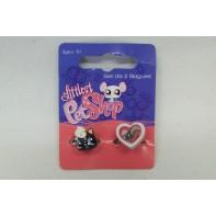 Prsteň Pet Shop srdce, C-09010105