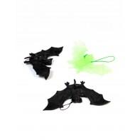 Halloweenske netopiere 3ks