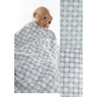 Detská deka - guličky 90 x 90