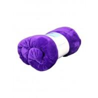 Jednofarebná deka 200x230