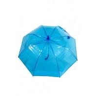 Dáždnik priehľadný - klasický + darček2