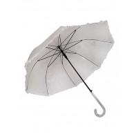 Dáždnik veľký čipkovaný 90cm