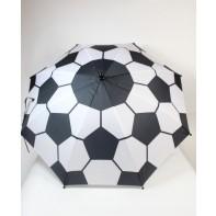 Detský dáždnik futbalová lopta