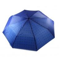 Skladací dáždnik káro