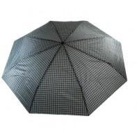 Dáždnik skladací káro