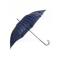 Dáždnik - káro modrá
