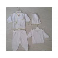 Detský kojenecký komplet - 5ks