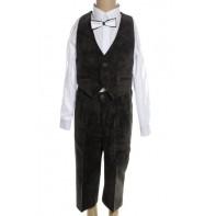 Detský oblek - menčestrový