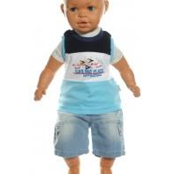 Baby komplet pre malých námorníkov