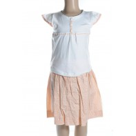 Komplet detský tričko+sukňa