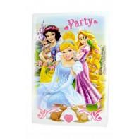 Pozvánka s obálkou Princess 5ks