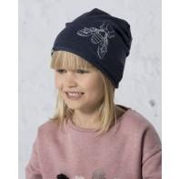 Detská čiapka - mucha