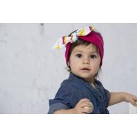 Dievčenská čelenka - LAWENDA