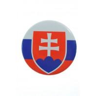 Odznak - slovenský erb