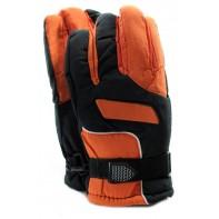 Pánske lyžiarske rukavice suchý zips
