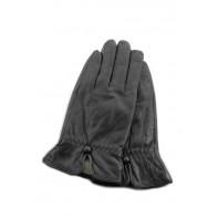 Kožené rukavice - jednoduché