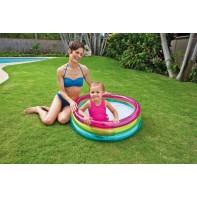Bazén detský dúha 86*25cm