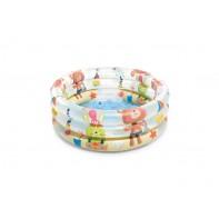 Bazén zvieratká 3-RING BABY 61cm