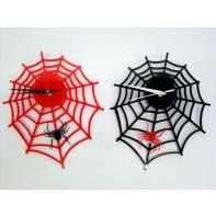 Hodiny - pavúk