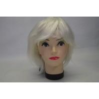Dámska parochňa krátka - svetlý blond