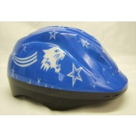 Cyklo prilba detská -Lion blue, C-7-1234I