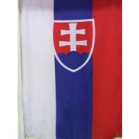 Slovenská zástava 150x100 cm SVK
