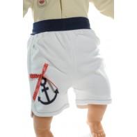Detské šortky - námornícke rôzne druhy