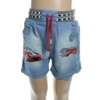 Detské šortky - auto