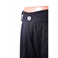 Detské oblekové nohavice - pásik
