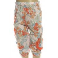 Detské nohavice - 3/4 kvety