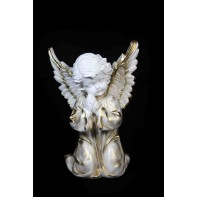 Anjel modliaci 27cm - nalakovaný