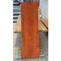 Obojstranná stojka k regálu 130*79cm