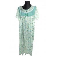 Dámska nočná košeľa - veľký kvet