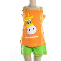 Pyžamo detské - žirafa