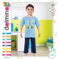 Chlapčenské pyžamo - autíčko