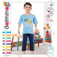 Chlapčenské pyžamo - bager