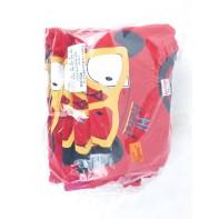 1x Komplet-/5048/5ks/pes/80*104, Červená farba, Veľkosť/rozmer/objem: 80, 4-3320-10009034, 1x Komplet-/5048/5ks/pes/80*104, Červená farba..., B4-3320