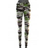 1x *nohavice-/8060/dam/5ks/maskac, Zelená farba, Veľkosť/rozmer/objem: S, 7-2047-10009699, 1x *nohavice-/8060/dam/5ks/maskac, Zelená farb..., B7-2047