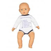Body tatinové povinnosti- chlapčenské