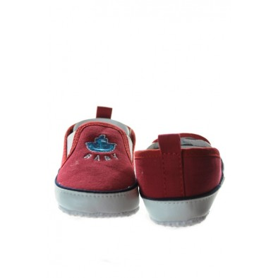 Kojenecké papučky - kotva