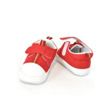 Kojenecké papučky - suchý zips