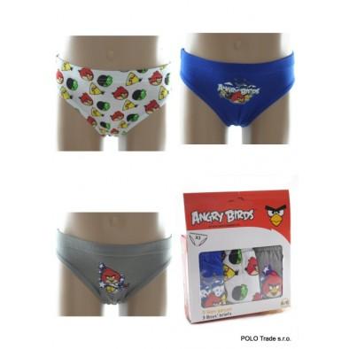 Detské slipy - Angry Birds 2/3
