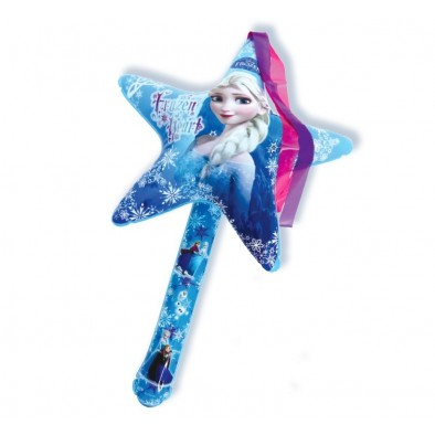 Nafukovacia hviezda Frozen