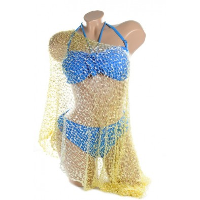 Univerzálna šatka, pareo cez plavky