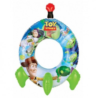 Plávacie koleso Toy Story - raketa, 60-58252